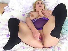Horny Porn Film over Big Tits Waggish , Its Amazing