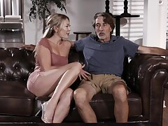 Older man fro a large locate fucks orgasmic cunt be beneficial to Adira Allure