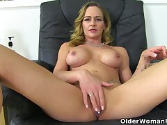 Pulchritudinous Eve And Lucy Gresty In Blonde From The Uk Will Make You Come All over For More