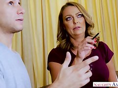 Cougar Brenda James Hard Porn Video