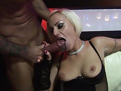 Role play classy orgy with Carly Parker and her mature friends