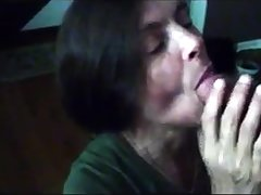 Matured tiro blowjob with a facial