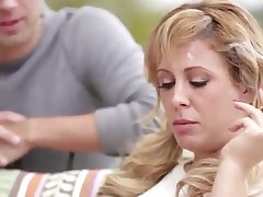 mommy cheats on her husband - hot MILF porn motion picture