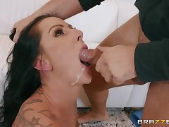 oral sex is something that Texas Patti prefers in her horny friend