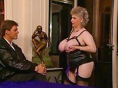 Naughty fat granny hardcore porn scene - retro mistiness