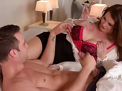 Hot curvy lady Tasha Holz - hot sex prepare oneself