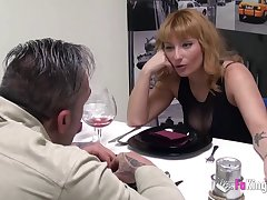 Oiled sexual congress with foxy Latina model Lucia Pechotes and a big shaft