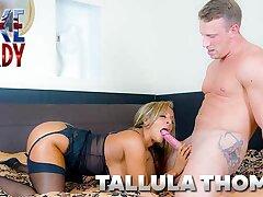 LUKE HARDY - Tallula Thomas Pro Jizz Cleaner